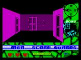Beverly Hills Cop ZX Spectrum Long corridor