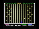 Fairy MSX Throw your shoes at the spiders