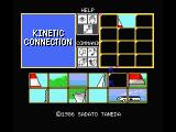 Kinetic Connection MSX and place them right...
