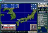 P.T.O.: Pacific Theater of Operations II Windows PTO II Game Screen #1