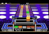 Klax Atari 7800 The paddle can hold up to four blocks!