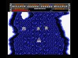 Laydock 2: Last Attack MSX Enemy space ships