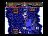 Laydock 2: Last Attack MSX An enemy ground base