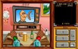 Pizza Tycoon DOS TV ad