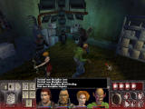 Vampire: The Masquerade - Redemption Windows ...and a l33t hacker!