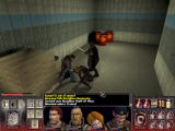 Vampire: The Masquerade - Redemption Windows You can share a bit of blood with your fellow party members
