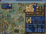 Romance of the Three Kingdoms IV: Wall of Fire Windows Romance of The Three Kingdoms IV Game Screen