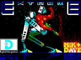 Extreme ZX Spectrum Loading screen
