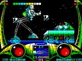 Extreme ZX Spectrum Armored tank is the last big enemy