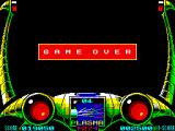 Extreme ZX Spectrum Game over
