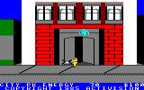 Ghostbusters Amstrad CPC A ghost is found