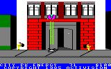 Ghostbusters Amstrad CPC Trap a ghost successfully to earn money