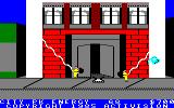 Ghostbusters Amstrad CPC Use the beams to lure ghosts to the traps