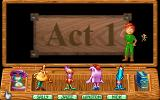 Peter Pan: A Story Painting Adventure DOS Act 1