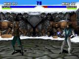Mortal Kombat 4 Windows Raiden gets to fight here