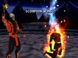 Mortal Kombat 4 Windows That Scorpion guy can sure throw a mean flame