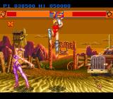 Strip Fighter II TurboGrafx-16 So you can jump but can you fight?