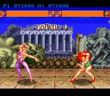 Strip Fighter II TurboGrafx-16 Get ready girl