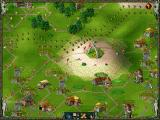 The Settlers II: Veni, Vidi, Vici DOS The objective of each level: The Gateway