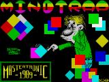 Mindtrap ZX Spectrum Loading screen