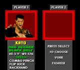 Pit-Fighter SNES Kato is the chosen fighter!
