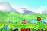 Kirby: Nightmare in Dreamland Game Boy Advance The start of Level 1-1