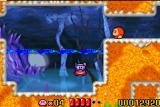 Kirby: Nightmare in Dreamland Game Boy Advance Snorkel Kirby
