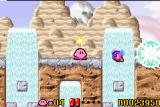Kirby: Nightmare in Dreamland Game Boy Advance The backgrounds are a whole lot more detailed than in the NES version, too.