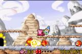 "Kirby: Nightmare in Dreamland Game Boy Advance You could describe the Kirby platformers as ""Eat'em'up"" games."
