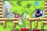 Kirby: Nightmare in Dreamland Game Boy Advance The minibosses have become a whole lot bigger. Less mini, so to speak.