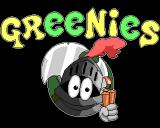 Greenies Amiga Title Screen