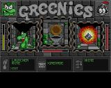 Greenies Amiga In Game