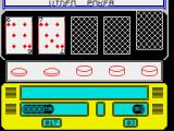 Las Vegas Video Poker ZX Spectrum Aiming for a sequence of diamonds