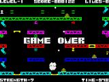 1994 (Ten Years After) ZX Spectrum Game over
