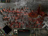 Warhammer 40,000: Dawn of War - Winter Assault Windows Basic imperial infantry are only effective in large numbers.