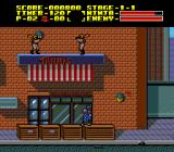 Ninja Gaiden TurboGrafx-16 Kill the ninjas