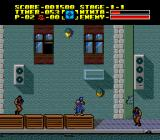 Ninja Gaiden TurboGrafx-16 Use your sword