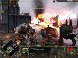 Warhammer 40,000: Dawn of War - Winter Assault Windows The Imperials rely on massed firepower to defeat their enemies.