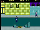Dick Tracy SEGA Master System Dick is dead