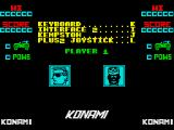 Jackal ZX Spectrum Control options