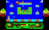 Edd the Duck! Amstrad CPC Firing your weapon