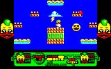 Edd the Duck! Amstrad CPC Under a cloud