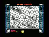 Mad Mix 2: En el castillo de los fantasmas MSX Hit by a boxing glove