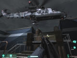 F.E.A.R.: First Encounter Assault Recon Windows Enemy chopter.