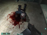 F.E.A.R.: First Encounter Assault Recon Windows Dying technician.