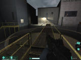 F.E.A.R.: First Encounter Assault Recon Windows Empty water tank.