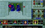 Walls of Illusion Atari ST Casting a spell