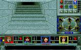 Walls of Illusion Atari ST Stairs to a higher level.