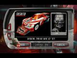 Carmageddon DOS Car selection screen.