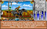 Might and Magic III: Isles of Terra DOS Training (the watermelon joust!)